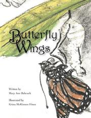 Cover of: Butterfly Wings | Mary, Ann Babcock