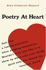 Cover of: Poetry At Heart | Kima Clinkscale-Shepard