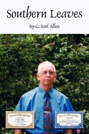 Cover of: Southern Leaves by C., Earl Allen