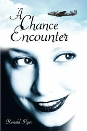 Cover of: A Chance Encounter | Ronald Hyer