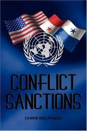 Cover of: Conflict Sanctions | Chris Belpasso
