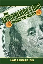 Cover of: $$$ The Entrepreneur's Edge by Daniel R. Hogan Jr. Ph.D.