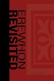 Cover of: Erewhon Revisited | Samuel Butler