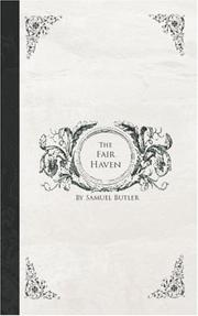 Cover of: The Fair Haven | Samuel Butler