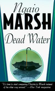 Dead Water (A Roderick Alleyn Mystery)