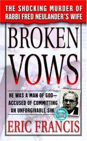 Cover of: Broken vows | Eric Francis