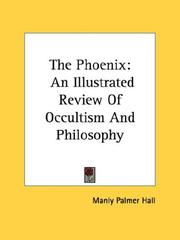 Cover of: The phoenix by Manly Palmer Hall