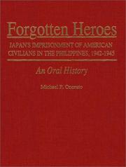 Cover of: Forgotten Heroes | Michael P. Onorato