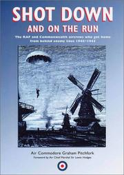 Cover of: Shot down and on the run by Graham Pitchfork