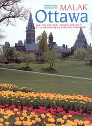 Cover of: Ottawa and the National Capital Region | Malak.