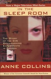 Cover of: In the Sleep Room | Anne Collins