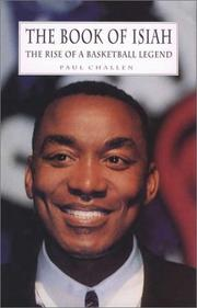 Cover of: The Book of Isiah | Paul C. Challen