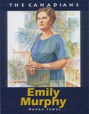 Cover of: Emily Murphy by Donna James