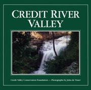 Cover of: Credit River Valley | John De Visser