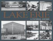Cover of: Lake Erie by Julie Macfie Sobol
