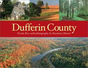 Cover of: Dufferin County by Nicola Ross