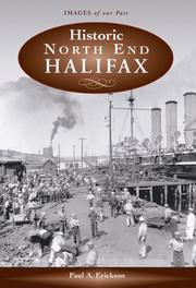 Cover of: Historic North End Halifax | Erickson, Paul A.