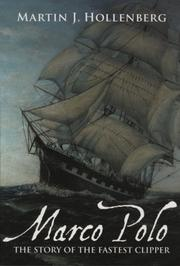 Cover of: Marco Polo by Martin J. Hollenberg