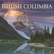 Cover of: British Columbia by Tanya Lloyd Kyi