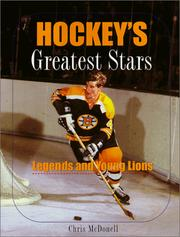Cover of: Hockey's Greatest Stars by Chris McDonell