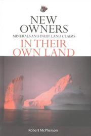Cover of: New Owners In Their Own Land by Robert McPherson