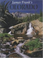 Cover of: James Frank's Colorado | James Frank