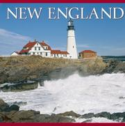 Cover of: New England by Tanya Lloyd Kyi