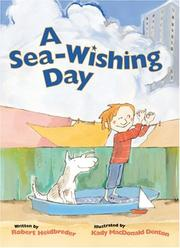 Cover of: Sea-Wishing Day, A | Robert Heidbreder