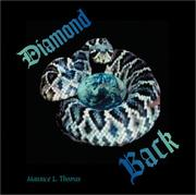 Cover of: Diamond Back | Maurice L. Thomas