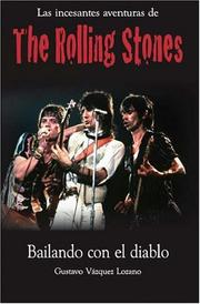 Cover of: The Rolling Stones | Gustavo Vázquez Lozano