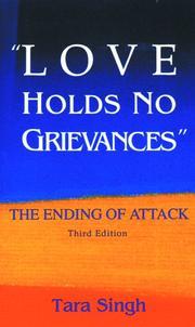 Love holds no grievances