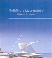 Cover of: Building a Masterpiece | Franz et al. Schulze