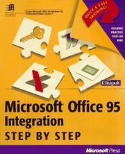 Cover of: Microsoft Office 95 Integration by Catapult