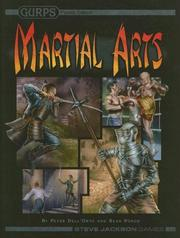Cover of: GURPS Martial Arts | Peter Dell'Orto