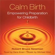 Cover of: Calm Birth | Robert Newman