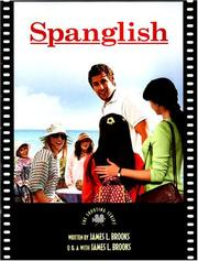 Cover of: Spanglish by James L. Brooks