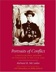 Cover of: Portraits of Conflict | Richard B. McCaslin