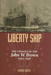 Cover of: Liberty ship by Sherod Cooper