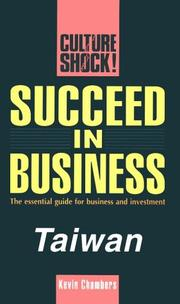 Cover of: Succeed in business by Kevin Chambers
