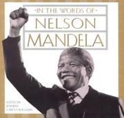 Cover of: In The Words Of Nelson Mandela | Jennifer Crwys-Williams
