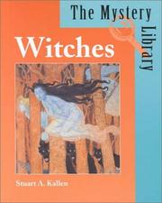 Cover of: Witches by Stuart A. Kallen