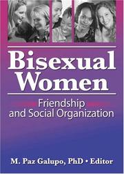 Cover of: Bisexual Women | M. Paz, Ph.d. Galupo