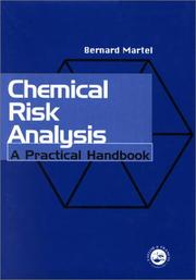 Cover of: Chemical Risk Analysis | Bernard Martel