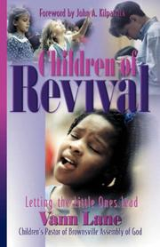 Cover of: Children of revival | Vann Lane