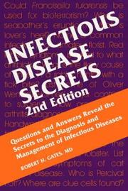 Cover of: Infectious Disease Secrets | Robert H. Gates