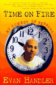 Cover of: Time on fire | Evan Handler
