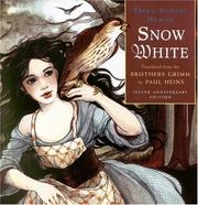 Cover of: Snow White | Paul Heins