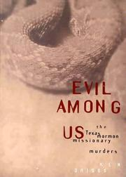 Cover of: Evil Among Us | Ken Driggs
