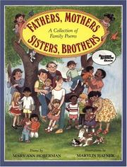 Cover of: Fathers, mothers, sisters, brothers | Mary Ann Hoberman