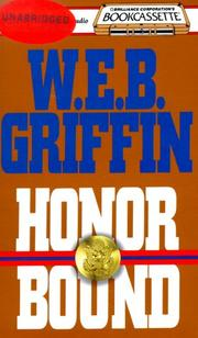 Cover of: Honor Bound | William E. Butterworth (W.E.B.) Griffin